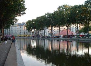 quartier Canal St-Martin | Visiter Paris