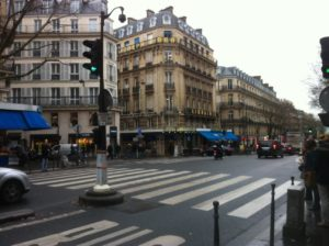 Le quartier de Saint-Germain des Près