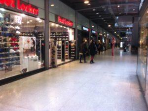 Centre Commercial St-Lazare Paris