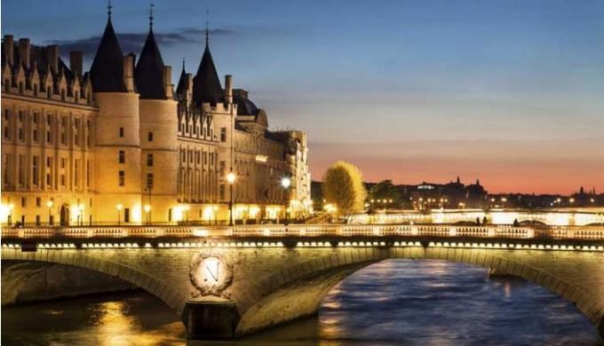 Croisière Romantique - Nouvel An - Paris 2019