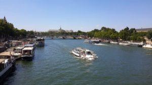 Croisières et bateaux sur la Seine à Paris