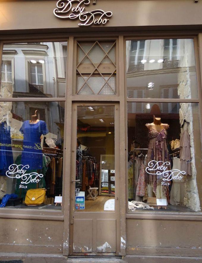 Boutique Deby-Debo-Montmartre