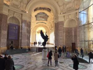 Visite au Petit Palais Paris
