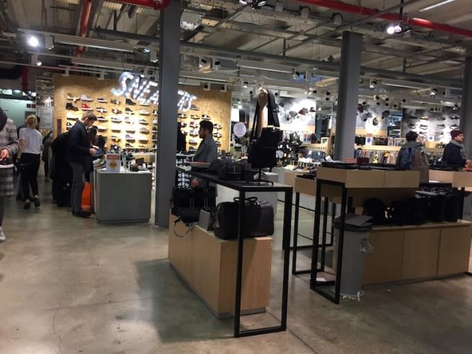 BHV-Marais- Rayon chaussures
