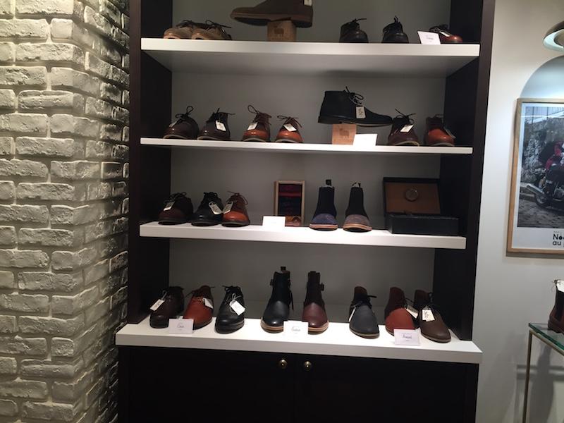 beafbefac4 Où acheter des chaussures à Paris: les magasins, les quartiers, les rues -  StillinParis