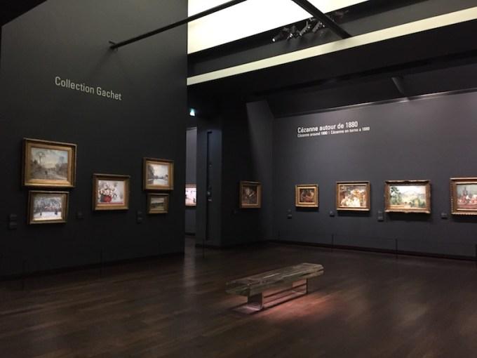 Collection Gachet et Cézanne au Musée d'Orsay