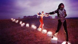 Michael Jackson au Grand Palais Paris