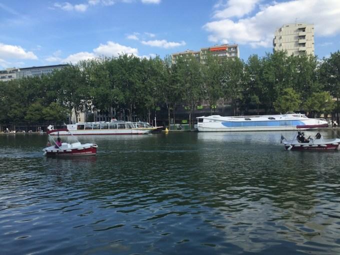 Marin d'eau-douce - que faire à Paris en mai