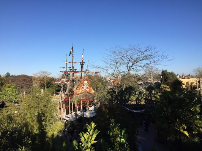 Pirate des Caraïbes - Adventureland Disneyland Paris