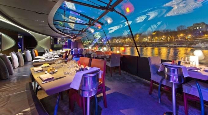 Bateaux parisiens diner croisi re promenade tarifs - Bateaux parisiens port de la bourdonnais ...