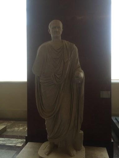 Sculpture romaine au Musée du Louvre