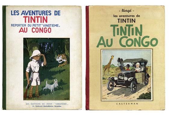 """Résultat de recherche d'images pour """"le paquebot thysville dessiné par Hergé"""""""