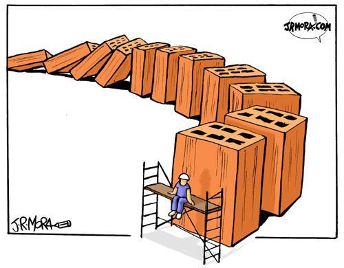 La construcción en España representa el 11 % del PIB