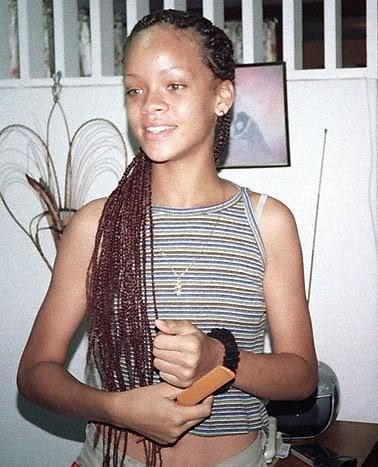 Rihanna Before Fame : rihanna, before, Jidenna,, Weeknd,, Rihanna…, Before, TRACE