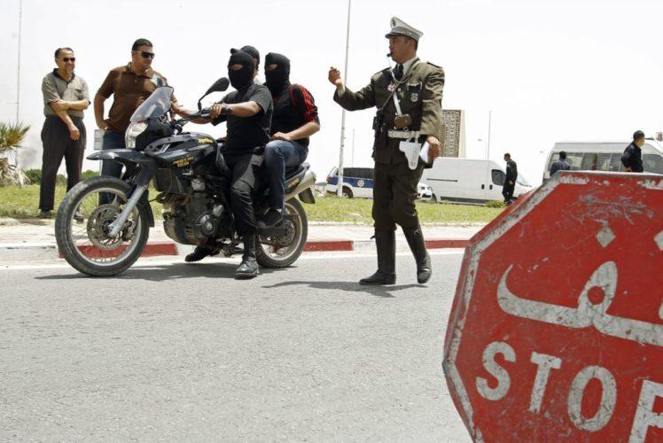 Tunisie : Découverte d'un camp terroriste à Kasserine