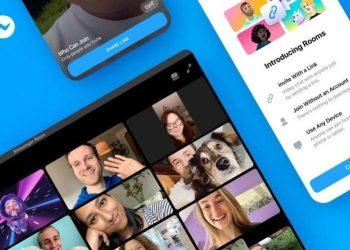 Facebook lance une application de visioconférence
