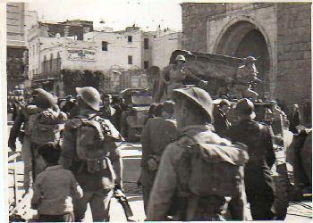7 mai 1943 : Débarquement et libération de Tunis (vidéo)