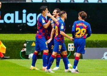 Le FC Barcelone perd deux points et peut-être la course au titre