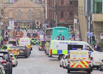 Trois morts dans une attaque au couteau en Écosse
