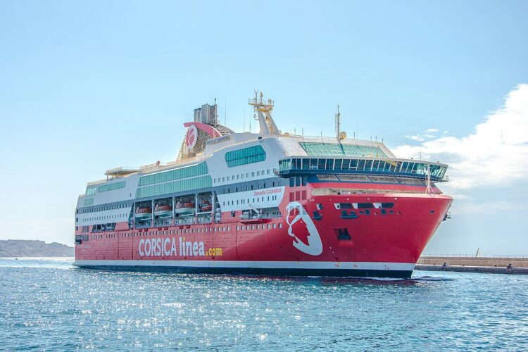 COVID-19 à bord du Danielle-Casanova sur la liaison Marseille-Tunis