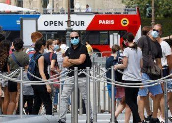 Près de 9.000 cas, le bilan du Covid-19, un niveau jamais atteint en France