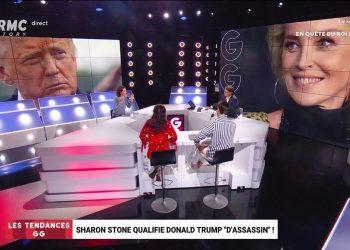Sharon Stone qualifie Donald Trump « d'assassin » (Vidéo)