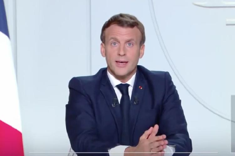 France : Macron annonce un nouveau confinement jusqu'au 1er décembre