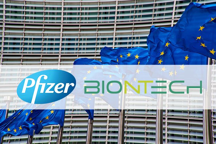 L'EU table sur une homologation du vaccin Pfizer/BioNTech le 23 décembre