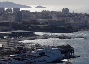 CTN annonce un changement du port d'arrivée de traversées vers Marseille