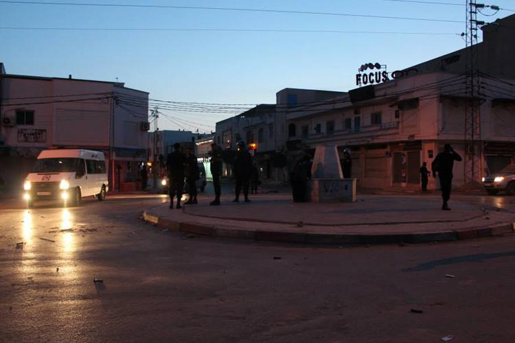 Tunisie : nouvelle nuit de violence et de tensions à Tébourba