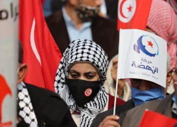 Plusieurs femmes victimes d'attouchements sexuels lors du rassemblement d'Ennahda