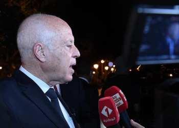 Kaïs Saïed réaffirme sa volonté de modifier la Constitution et évoque la piste d'amendements