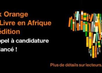 Prix Orange du Livre 2022 : Candidature ouverte aux éditeurs francophones