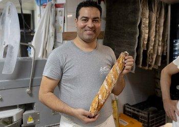 L'artisan boulanger Makram Akrout ne livrera pas les tables de l'Elysée