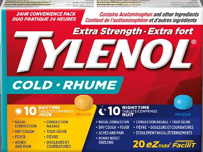 TYLENOL® Rhume   TYLENOL®