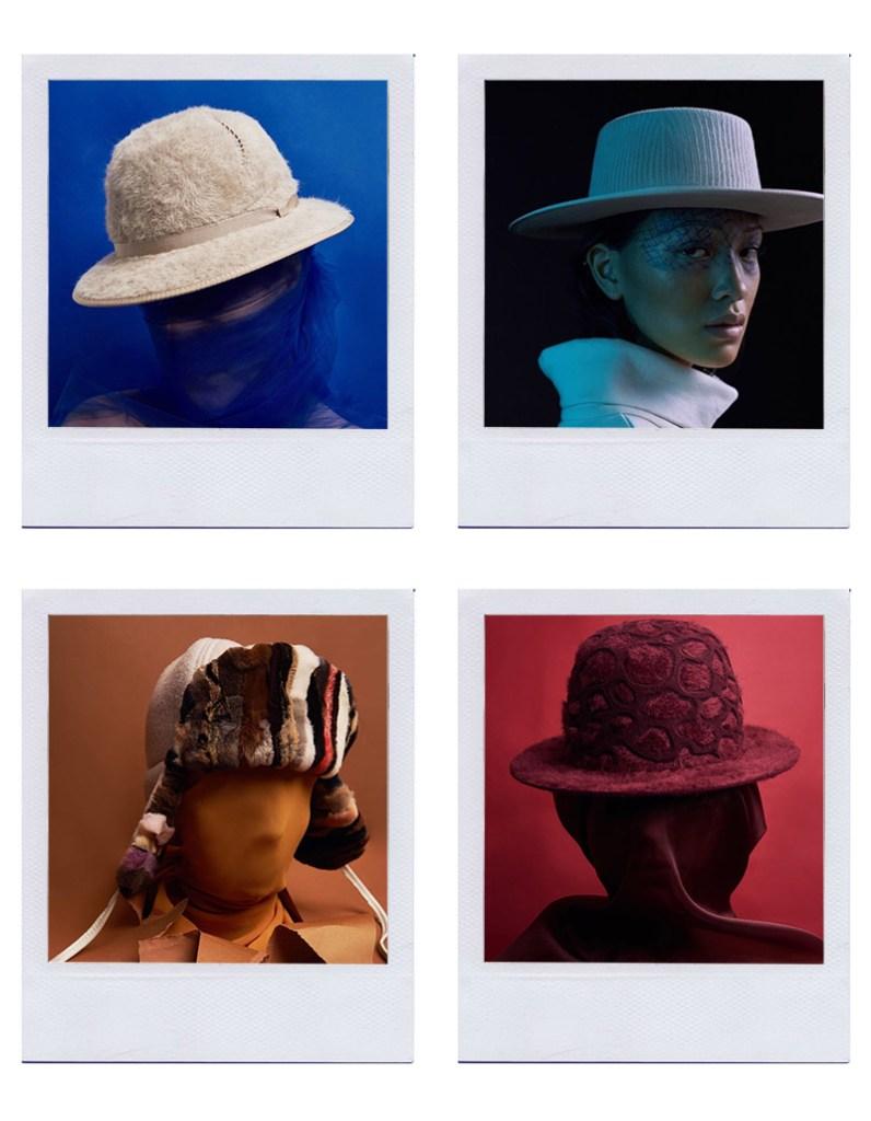 Fumile, compagnie de chapeaux montréalaise, sera présente à MAGIC 2020 avec mmode et Very Joëlle.