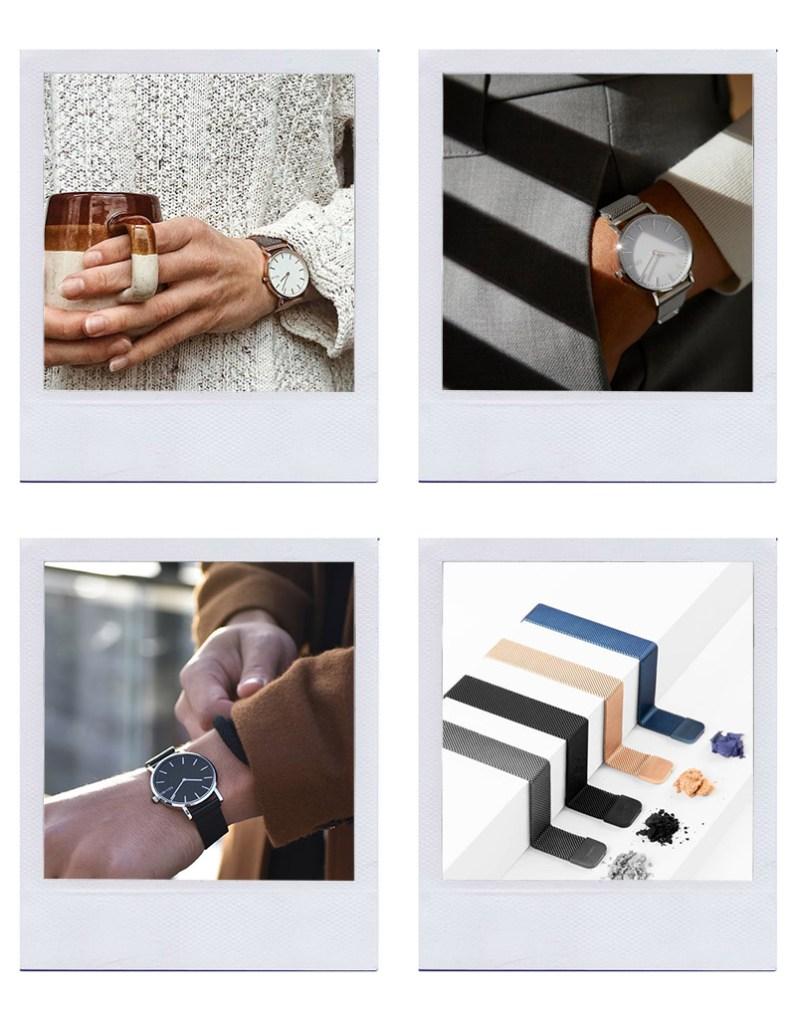 Solios, marque de montres montréalaise, sera présente à MAGIC 2020 avec mmode et Very Joëlle.