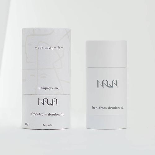 Les 15 meilleurs déodorants naturels: Nala sur-mesure