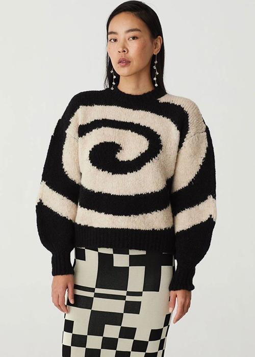Tricot Twister par Paloma Wool fabriqué en Espagne