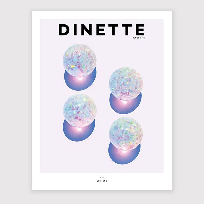 Magazine lifestyle Dinette