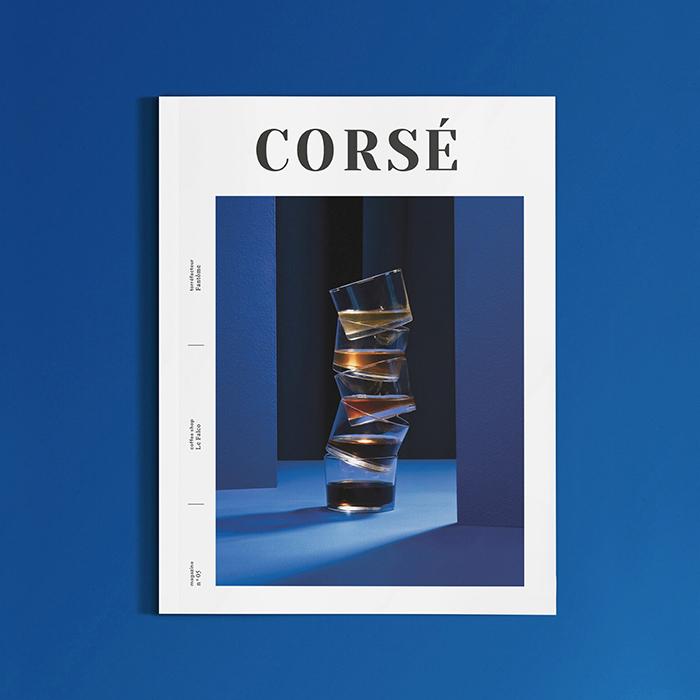 Numéro sur la traçabilité du café par le magazine Corsé