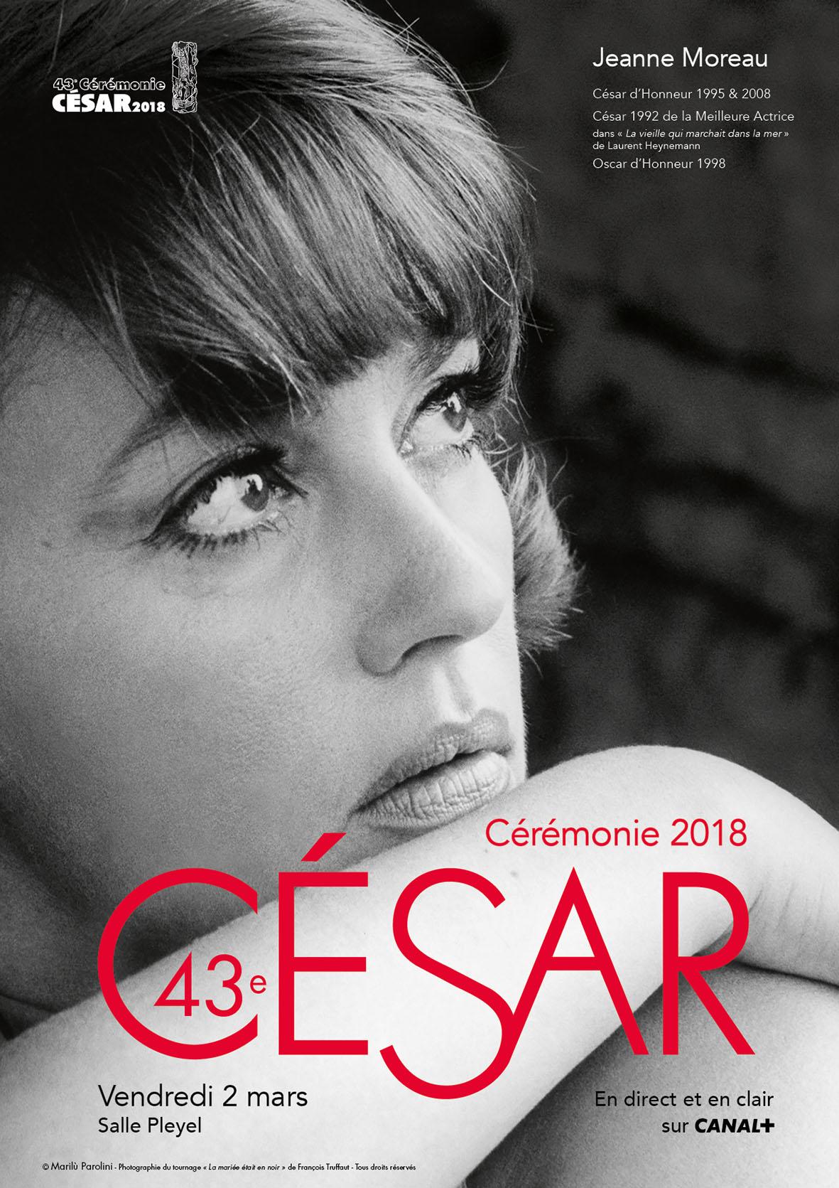"""Résultat de recherche d'images pour """"César 2018 Affiche Photo"""""""