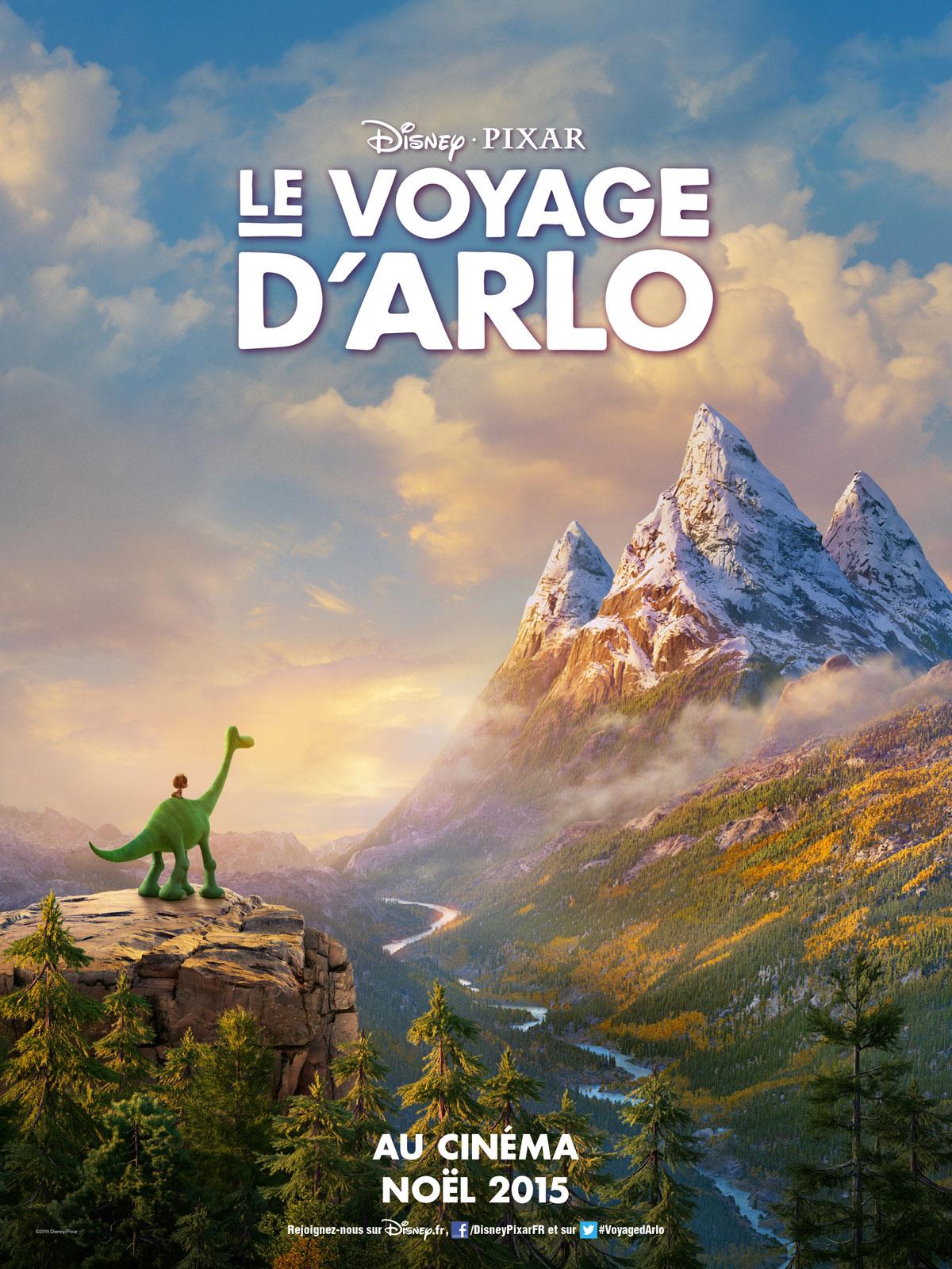 Le Voyage D Arlo 2 : voyage, VOYAGE, D'ARLO, L'Ecran, Masqué, Retour