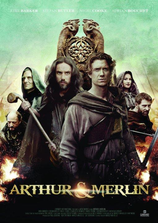 Arthur & Merlin Français HDRiP