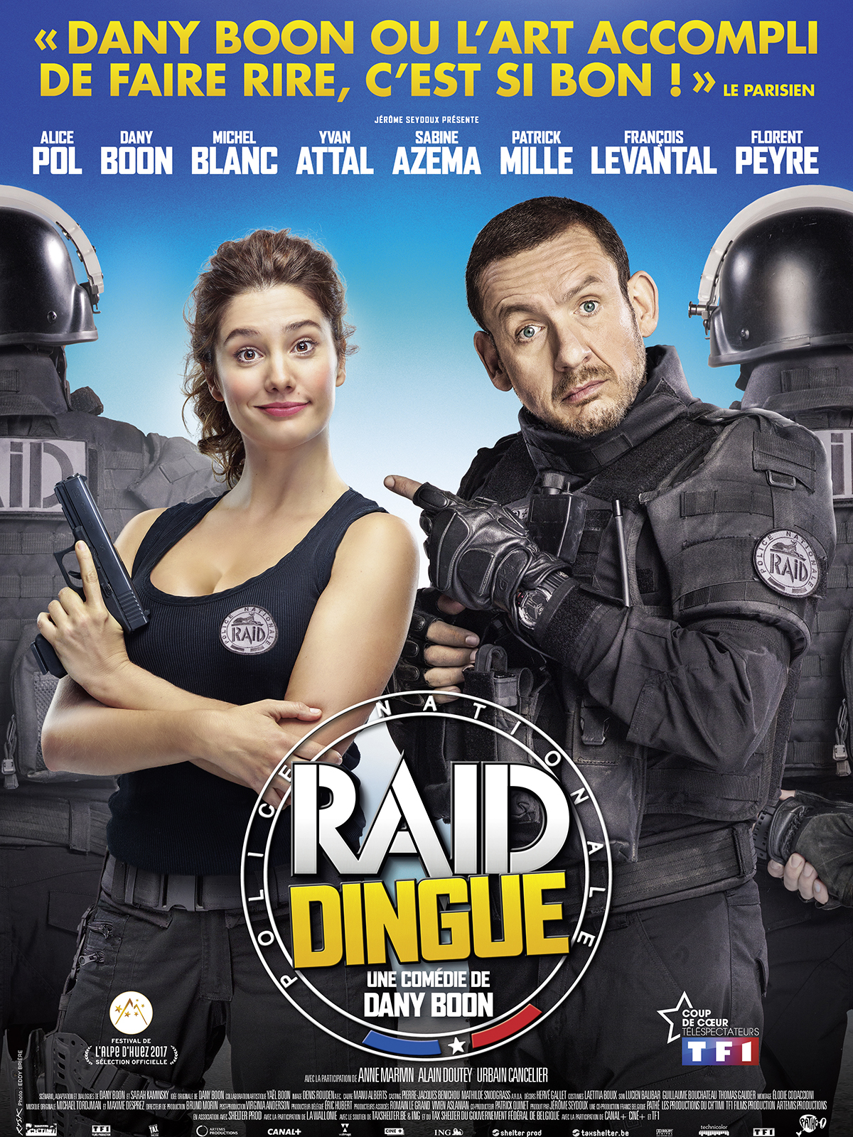 RAID Dingue Français BRRiP