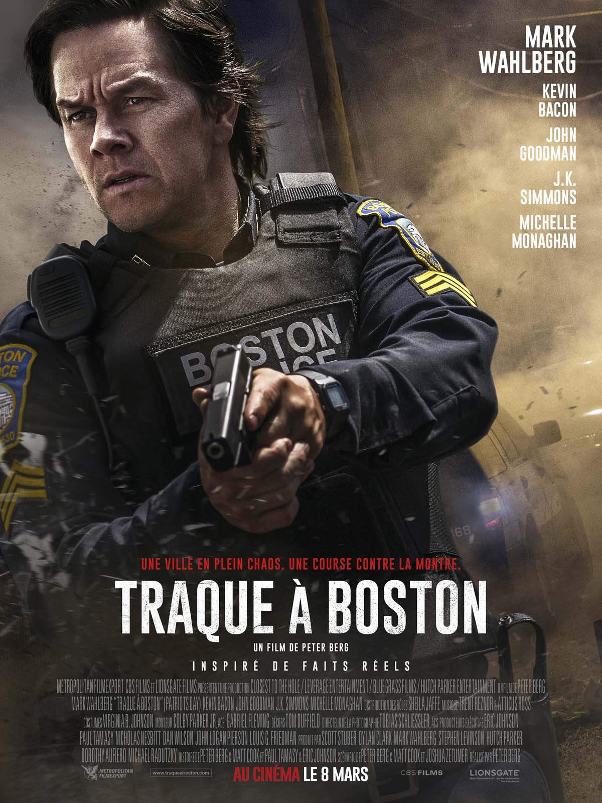 Traque à Boston Truefrench BDRiP