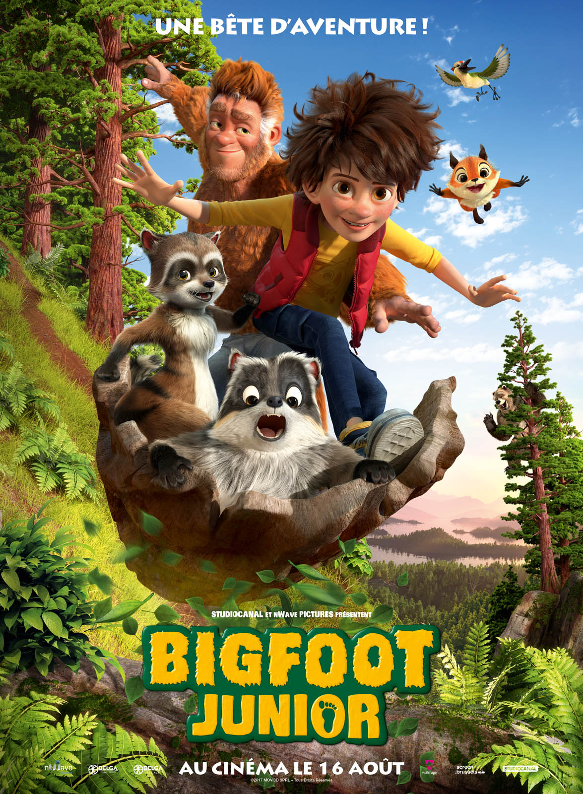 Bigfoot Junior Français BDRiP