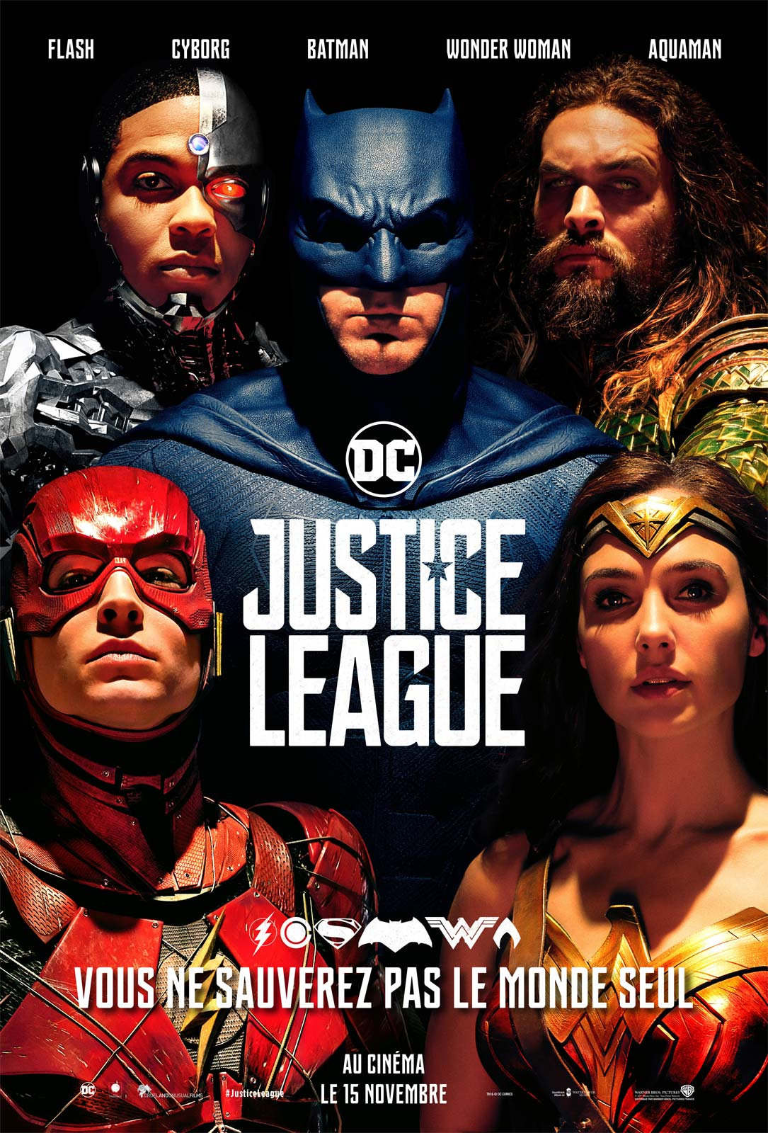 Justice League Français HDRiP