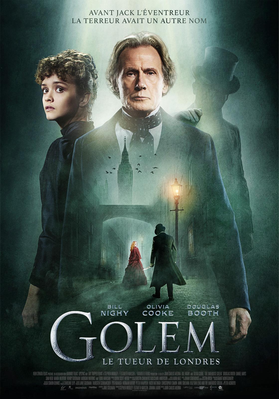GOLEM, le tueur de Londres Français BDRiP