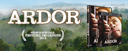 Gagnez des DVD Ardor
